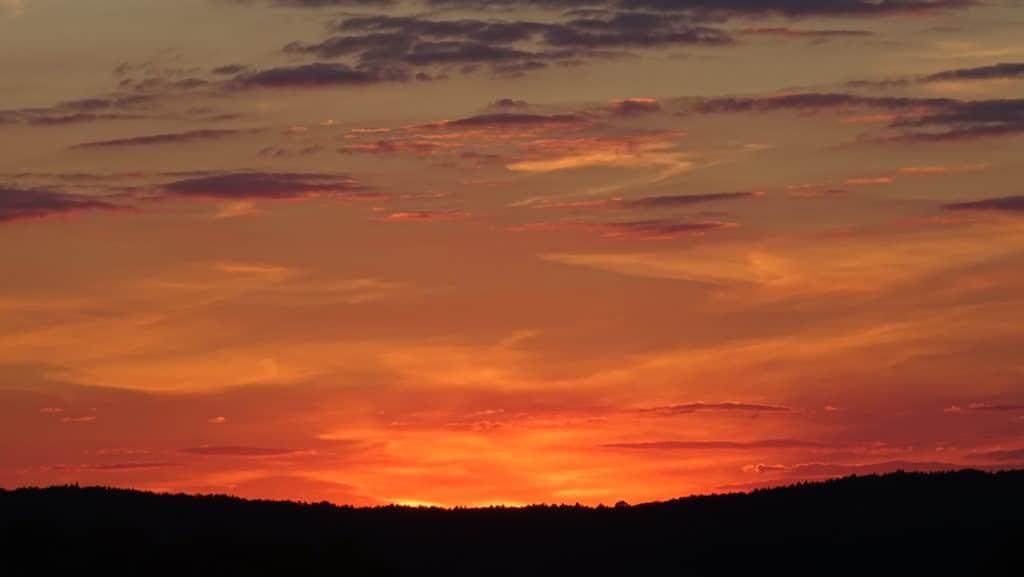 Sundown Mecseknádasd